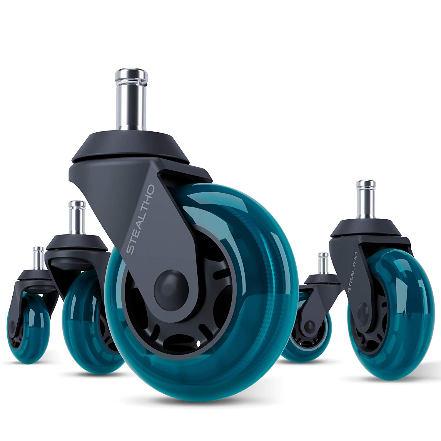 Stealtho Office Chair Wheels Review