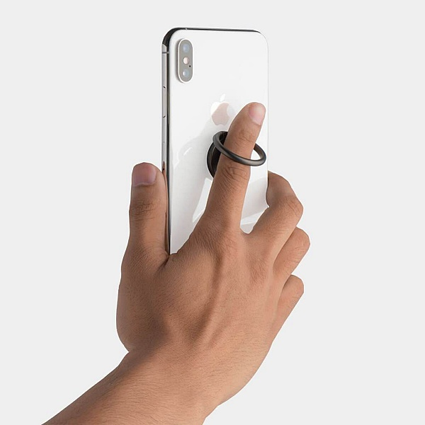 Increase your grip and screen reach with the Totallee Phone Ring Grip