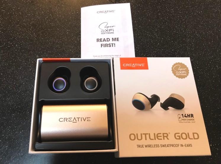 CreativeOutlier Headphones 1