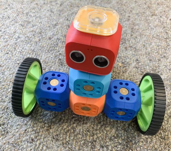Robo Wunderkind 25