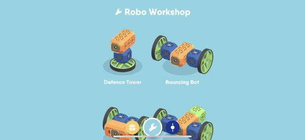 Robo Wunderkind 30