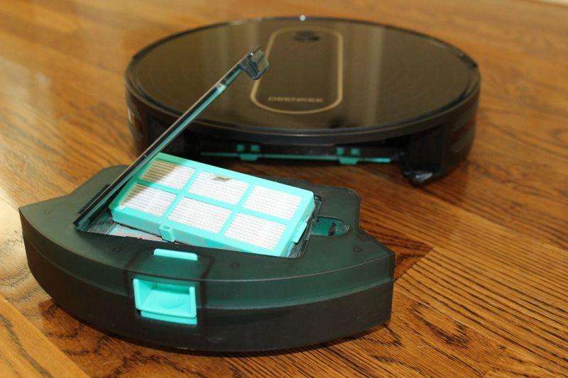 Deenkee Dk600 Robot Vacuum Review The Gadgeteer