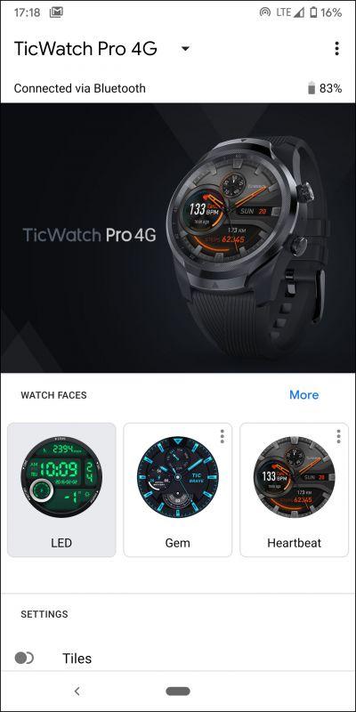 mobvoi ticwatch pro 4g lge 19