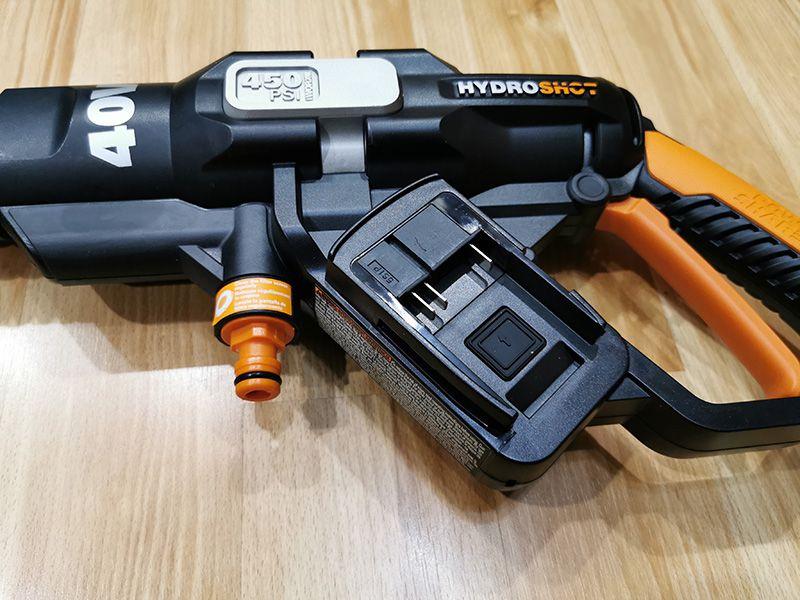 worx hydroshot 4