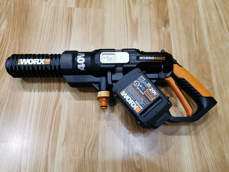 worx hydroshot 5