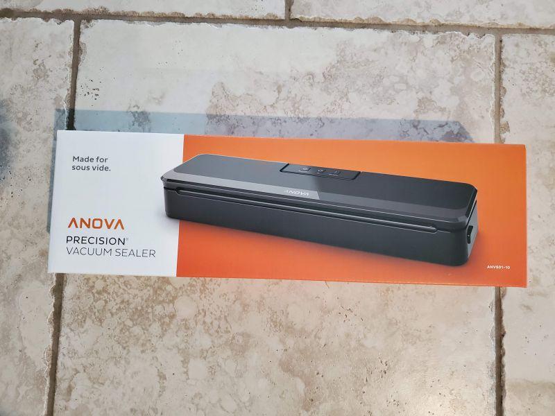 Anova Precision Vacuum Sealer review