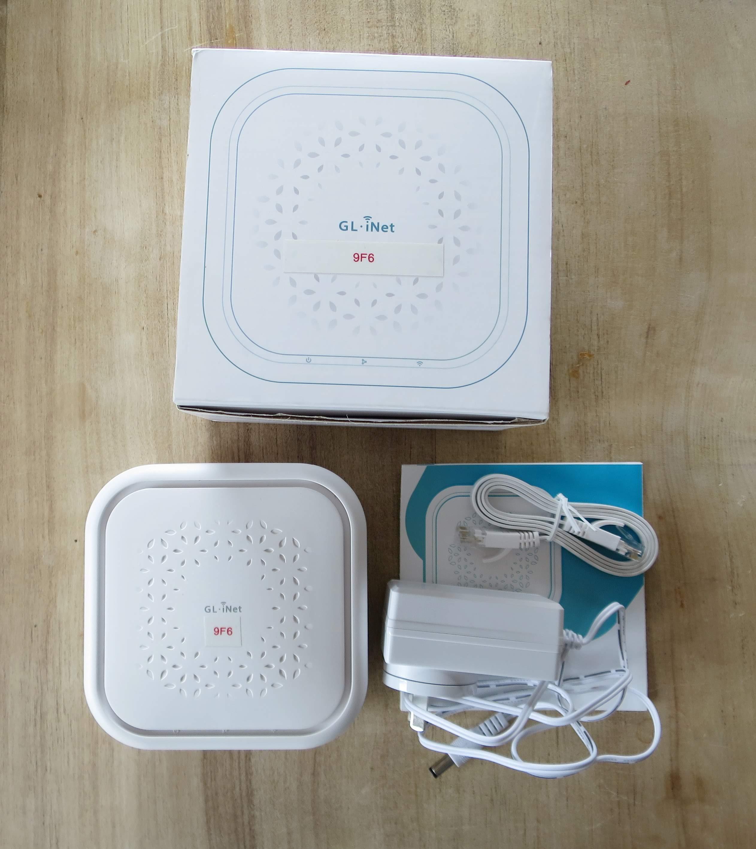 Gl-inet GL-B1300 – Convexa-B dual-band mesh router review