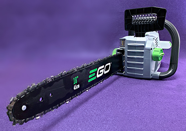 EGO 18 Chainsaw 18