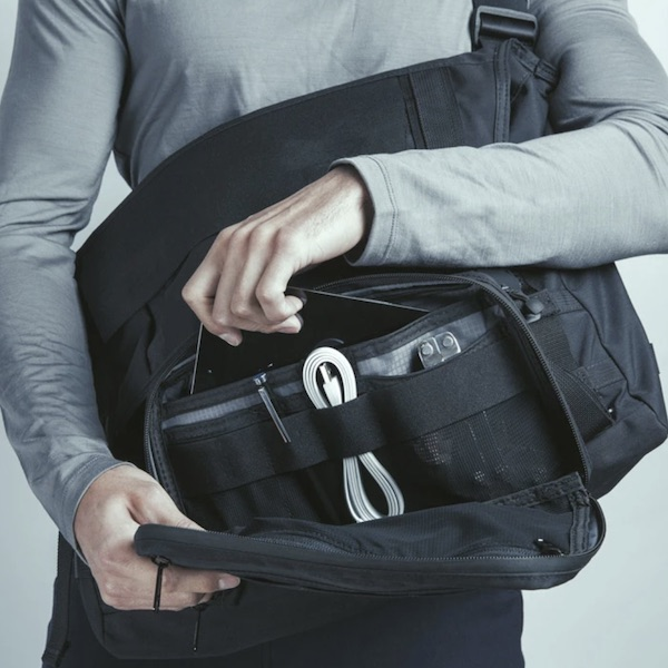 Laptop Messenger From Mission Work