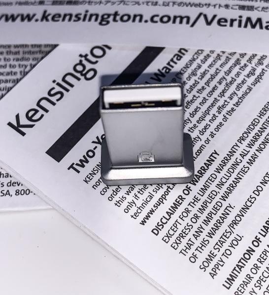 VeriMark IT Fingerprint Key 3