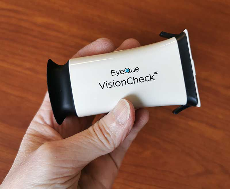 EyeQue VisionCheck review