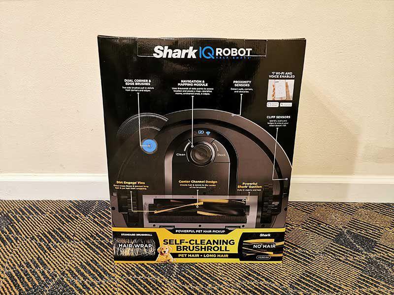 shark iq robot 1