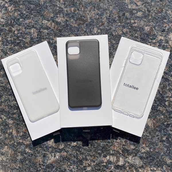 Totallee Thin iPhone 11 Pro Max cases review