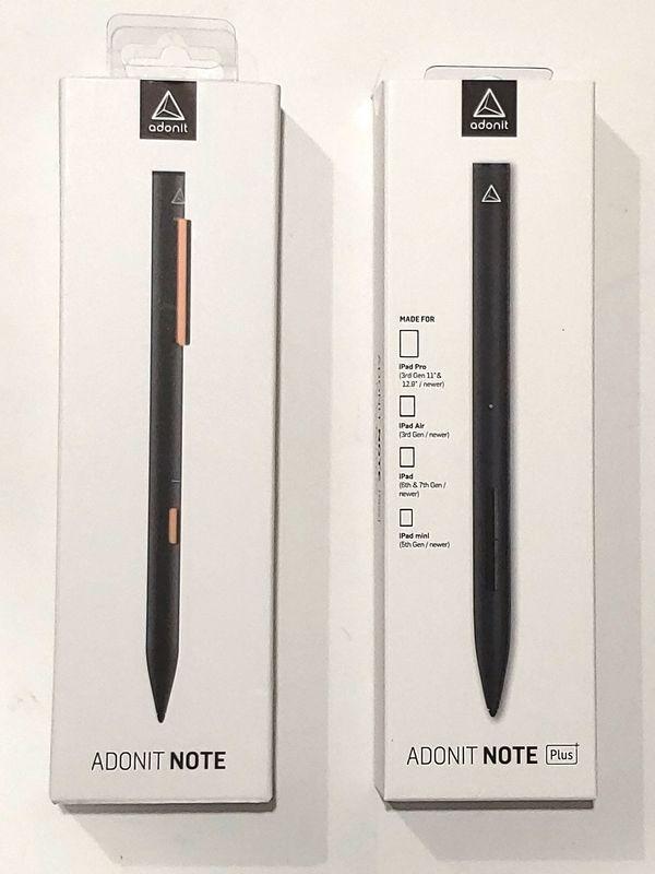 Adonit NotePlus 03