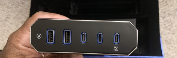 Austere Series VII Power Ports