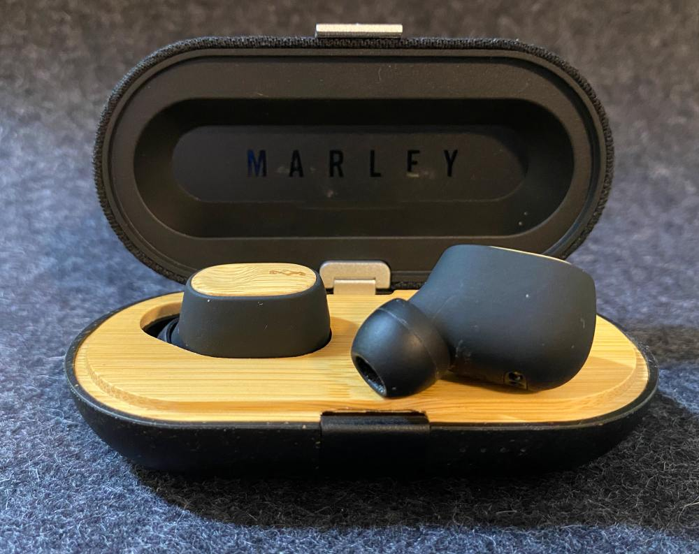 House of Marley Liberate Air TWS earbuds review