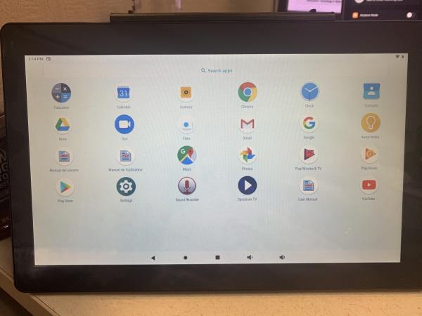 RCA Tablet 26