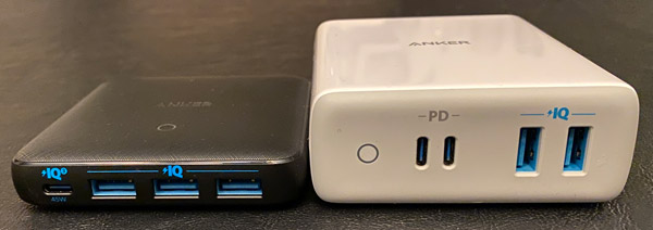Anker Atom desktop chargers review