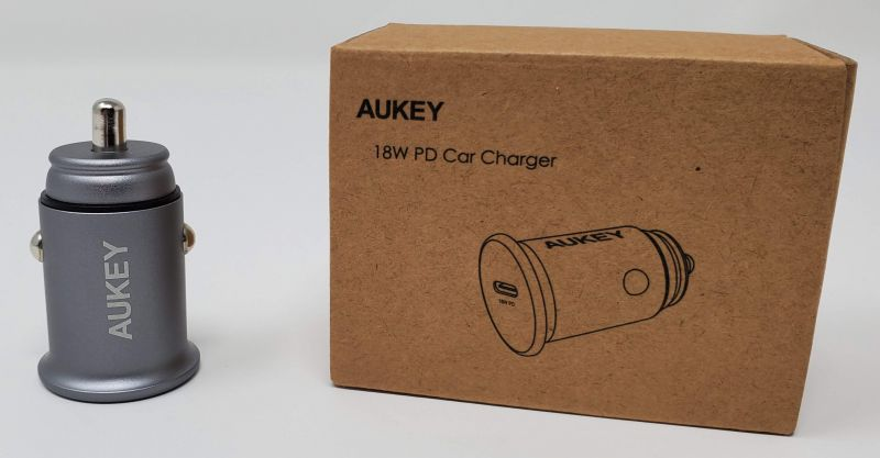 Aukey Expedition PD Car Charger review
