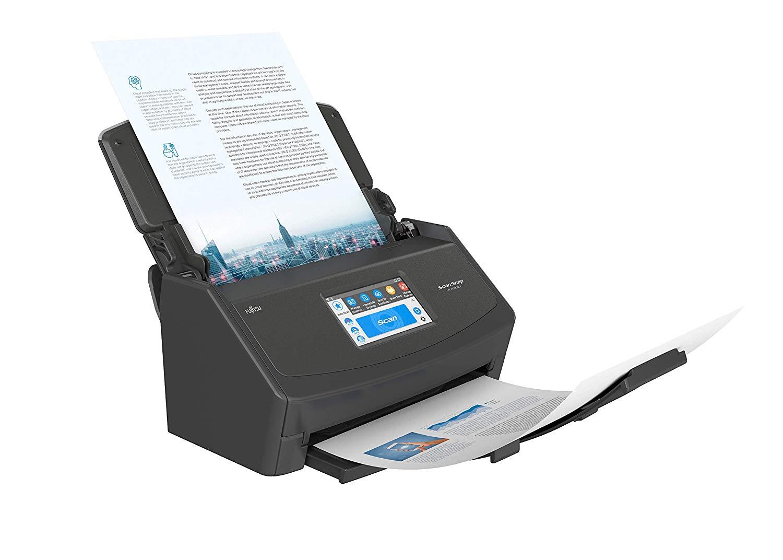 Fujitsu ScanSnap iX1500 scanner review