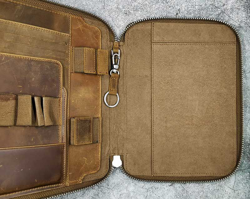 galen leather a5 13