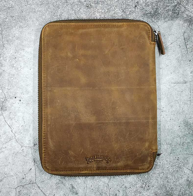 galen leather a5 16