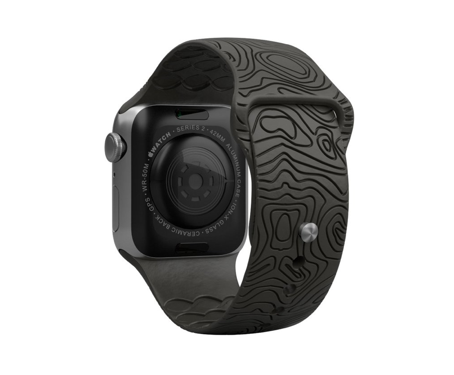 Groove Life Dimension Topo Apple Watch band review – The Gadgeteer