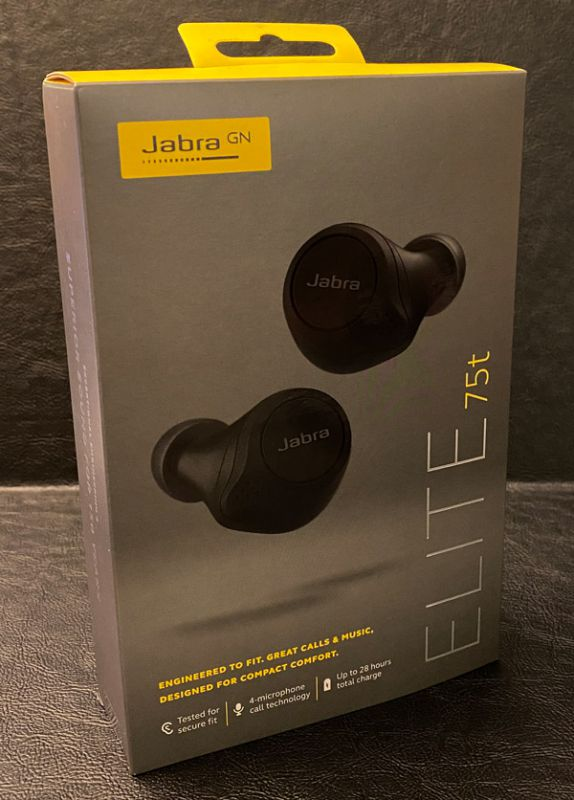 Jabra Elite 75t Wireless Earbuds Review The Gadgeteer