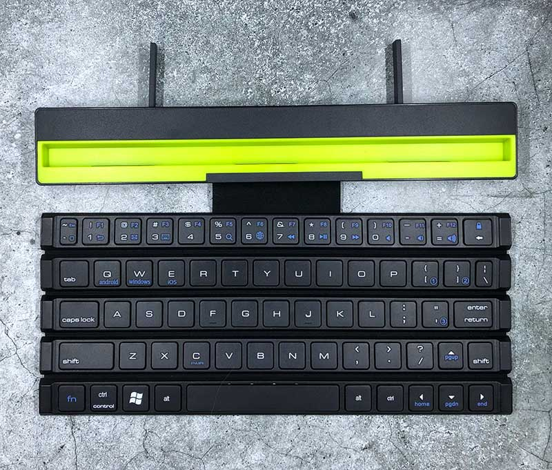 rollable keyboard 9
