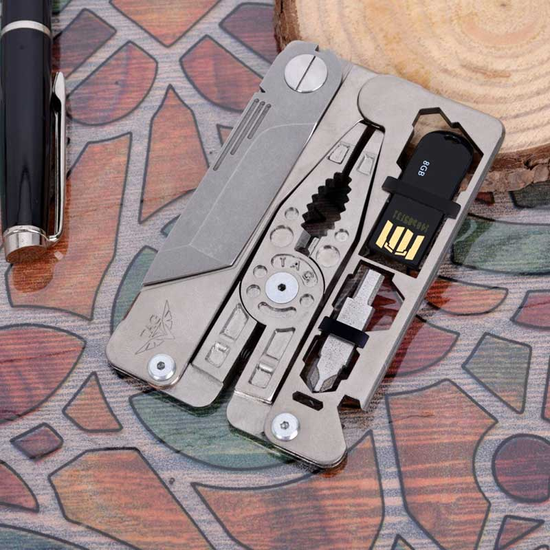 Here's another unique multi-tool for your EDC collection