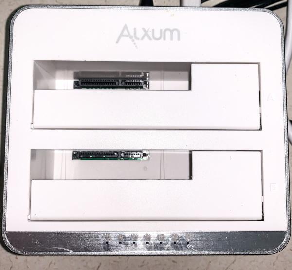 Alxum Dock 5