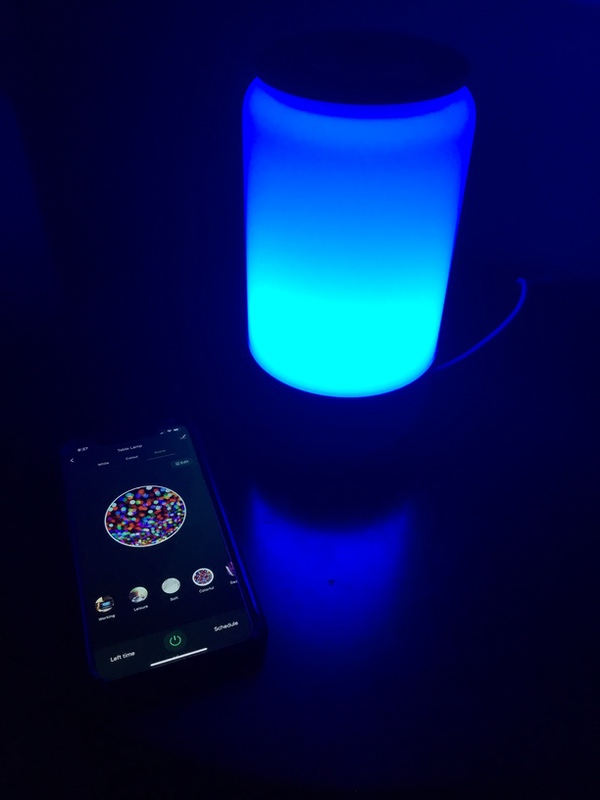 HUGOAI Smart LED Table Lamp review – The Gadgeteer