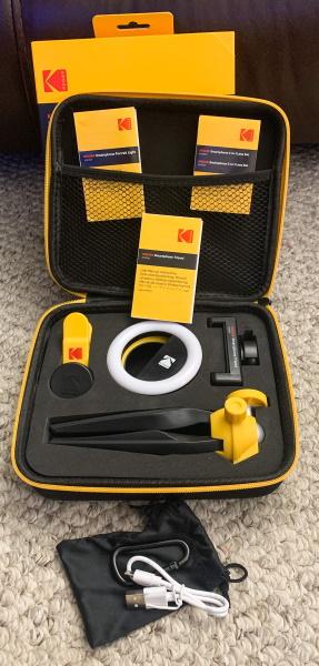 Kodak Smartphone Photography Kit Review