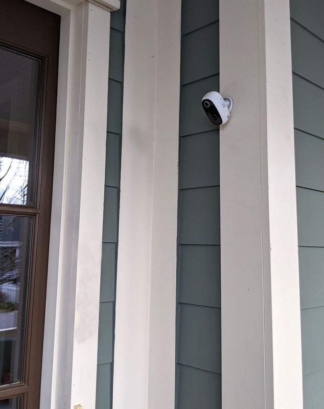 MECO wireless outdoor security camera 6