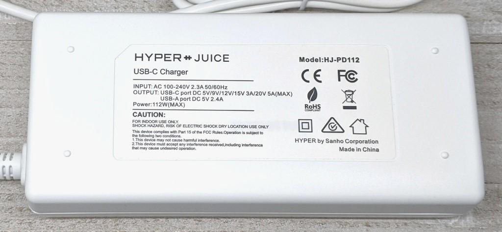 hyperjuice 130w usbc battery 06a