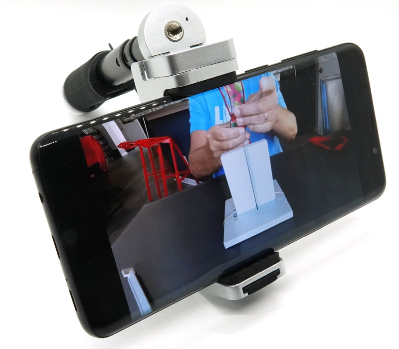 justmobile shuttergrip2 14