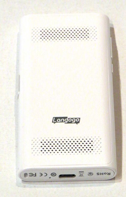 langogo genesis 7