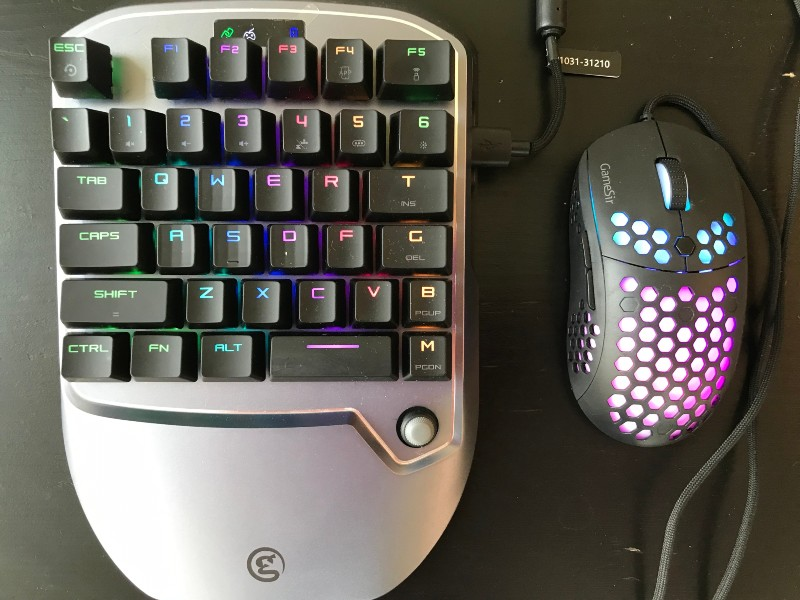 Gamesir Vx2 Aimswitch And F4 Falcon Gaming Controller Review The Gadgeteer