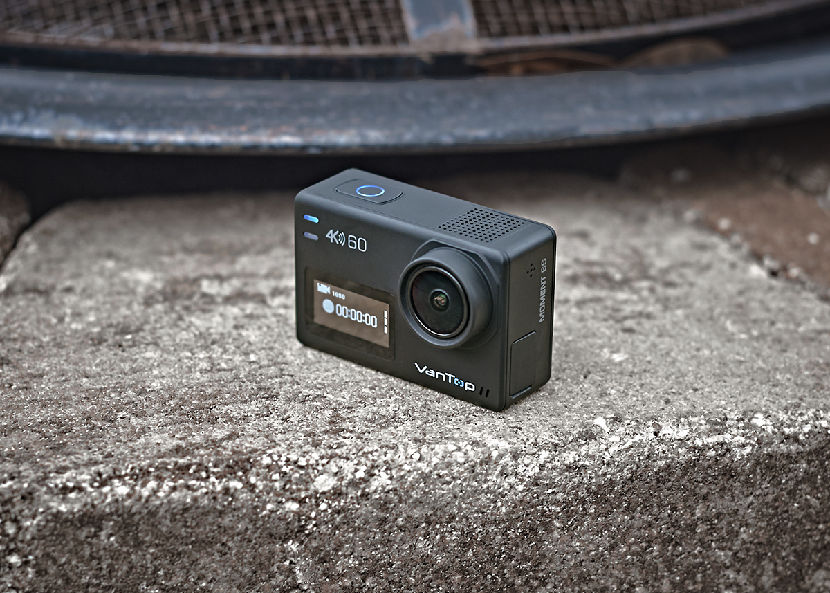 Vantop Moment 6S 4K action camera review – The Gadgeteer