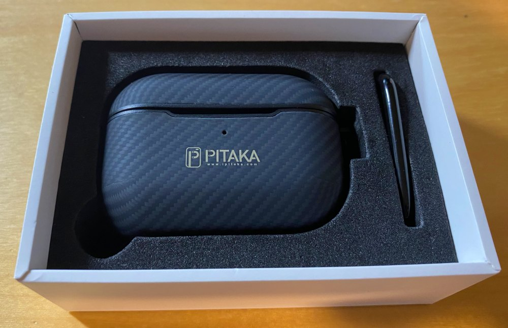 Pitaka Air Pal Mini Case For Airpods Pro Review The Gadgeteer