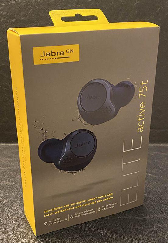 Jabra Elite Active 75t True Wireless Earbuds Review The Gadgeteer