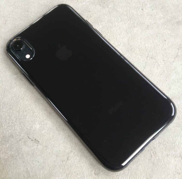 Bastion TPU Gel Slim iPhone XR Case review