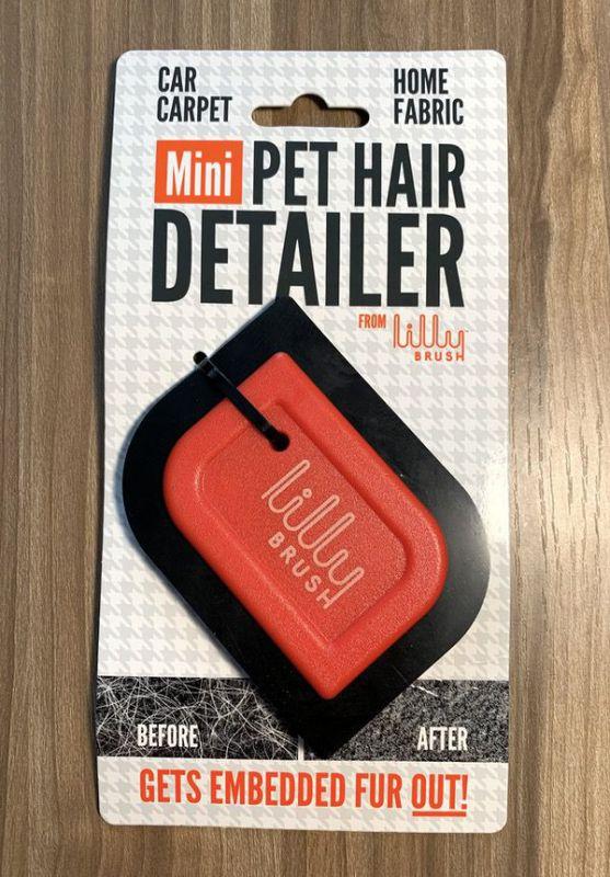 LillyBrush MiniPetHairDetailer 1