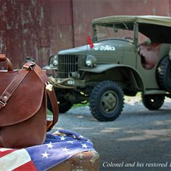 Colonel Littleton No. 41 Commander Briefcase review