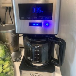 Vinci Auto Pour Over 12-Cup Coffee Maker review