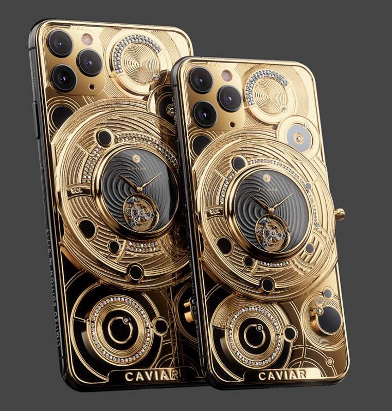 caviar phones 3