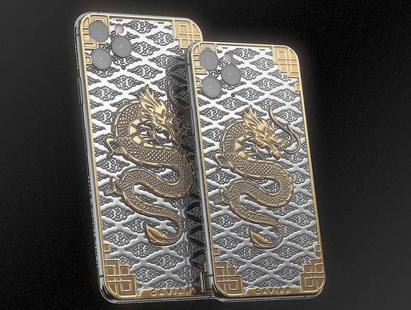 caviar phones 4
