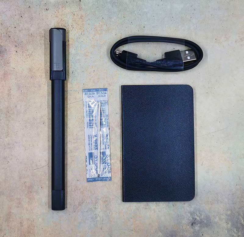 moleskine pen ellipse 15