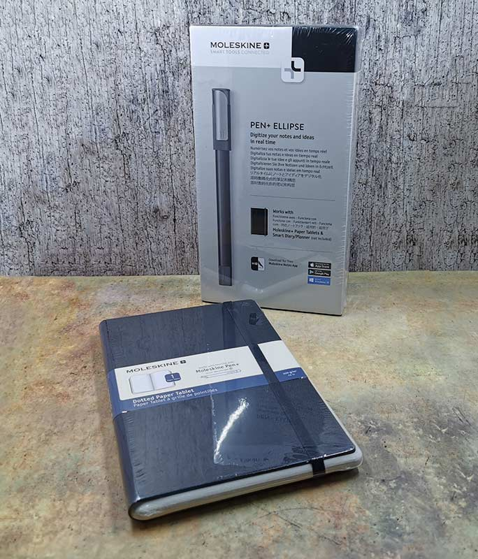 Moleskine Smart Writing Set Review The Gadgeteer