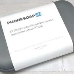 PhoneSoap Go smartphone UV-C sanitizer review